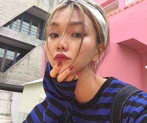 asian, asian girl, and korean girl image