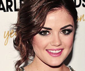 lucy hale, pretty little liars, and smile image