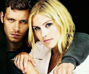 The Originals, claire holt, and klaus image