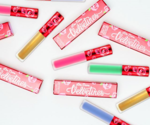 background, cosmetics, and lipstick image