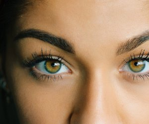 eyes, andrea russett, and goals image