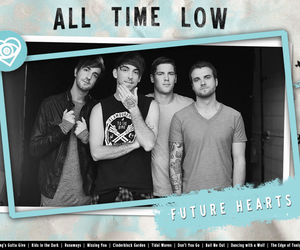 all time low, future hearts, and alltimelow image