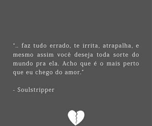frase, soulstripper, and ​amor image