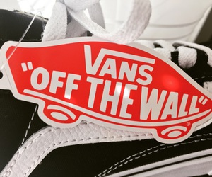 vans and black image