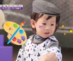 asian, baby, and jinwoo image
