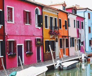 italy, Houses, and summer image