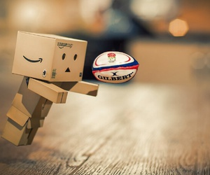 danbo, rugby, and sport image
