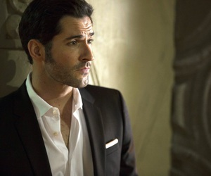 lucifer and tom ellis image