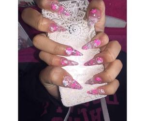 beautiful, moda, and nails image