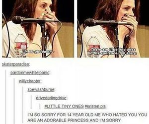 funny, tumblr, and kristen stewart image