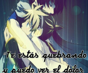 love, dolor, and frases image
