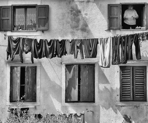 black & white, split, and dalmacija image
