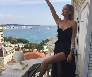 fashion, model, and Toni Garrn image