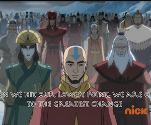 aang, avatar the last airbender, and the legend of korra image