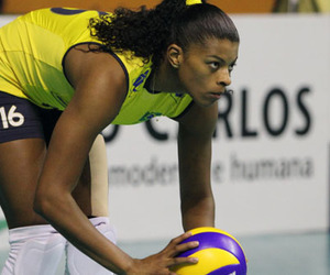 brasil, brazilian, and volleyball image