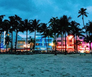 beach, discover, and nightlife image