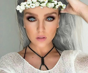 hippie love and perrie edwards image