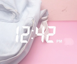 pink, pastel, and snapchat image