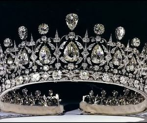 crown, diamond, and princess image
