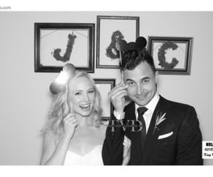 wedding, candice accola, and joe king image