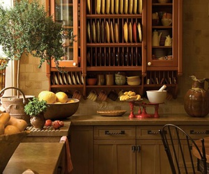 home, sweet home, and kitchen image