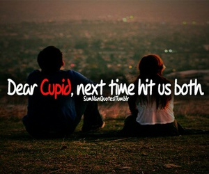 love and cupid image