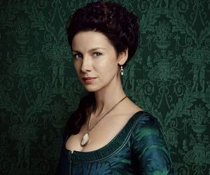 Claire and outlander image