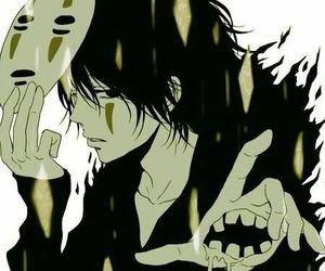 spirited away, anime, and boy image