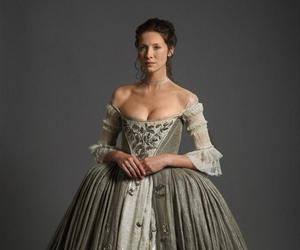 outlander and Claire image