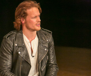 kilt and sam heughan image