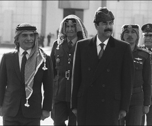 iraq, saddam hussein, and صدام حسين image