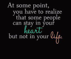 quotes, life, and heart image