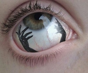 eye, eyes, and tumblr image