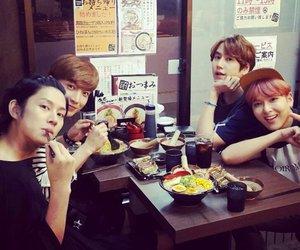 kyuhyun, super junior, and Leeteuk image