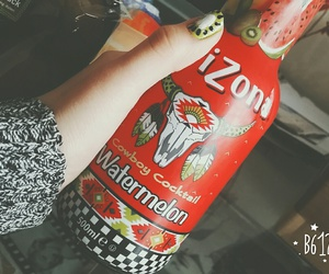 arizona, drink, and nails image