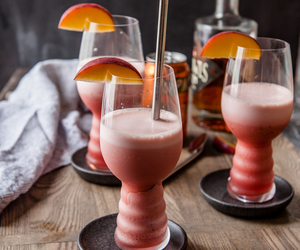 drink, food, and sweets image