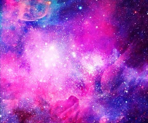galaxy, space, and wallpaper image