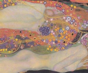 art, Gustav Klimt, and tumblr image