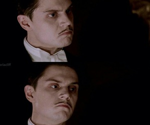 evan peters, ahs hotel, and american horror story image