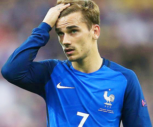 football, griezmann, and euro 2016 image