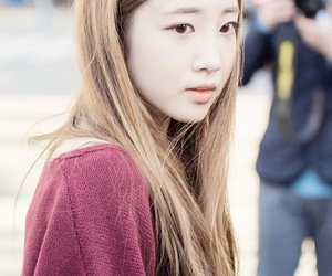 kpop, lovelyž, and yoo jiae image