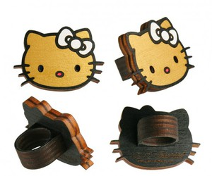 hello kitty, jewelry, and ring image