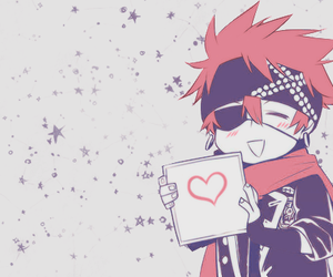 anime, smile, and d gray-man image