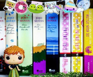anna, bookish, and bookmarks image