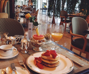 breakfast, country, and food image