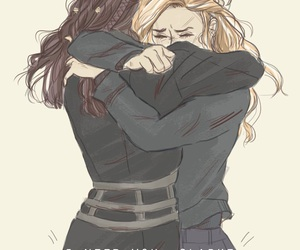 clexa and lexa image