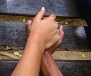 amor, couples, and hands image