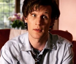 doctor who, matt smith, and the eleventh hour image
