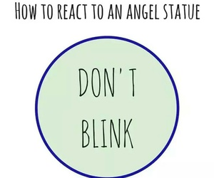 angel, blink, and chart image