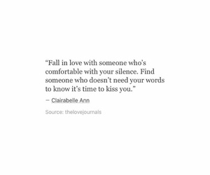quote, words, and love image